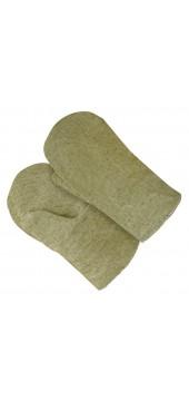 Брезентовые рукавицы с 2-м наладонником ГОСТ 420 плот