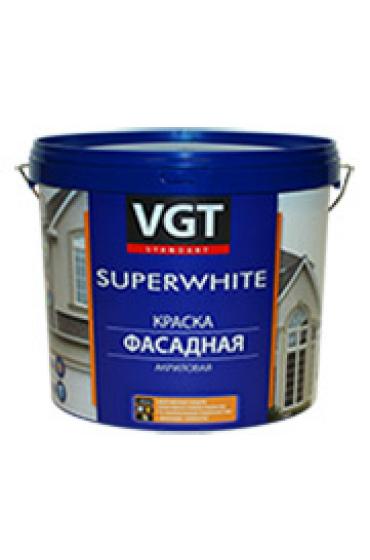 Краска фасадная VGT